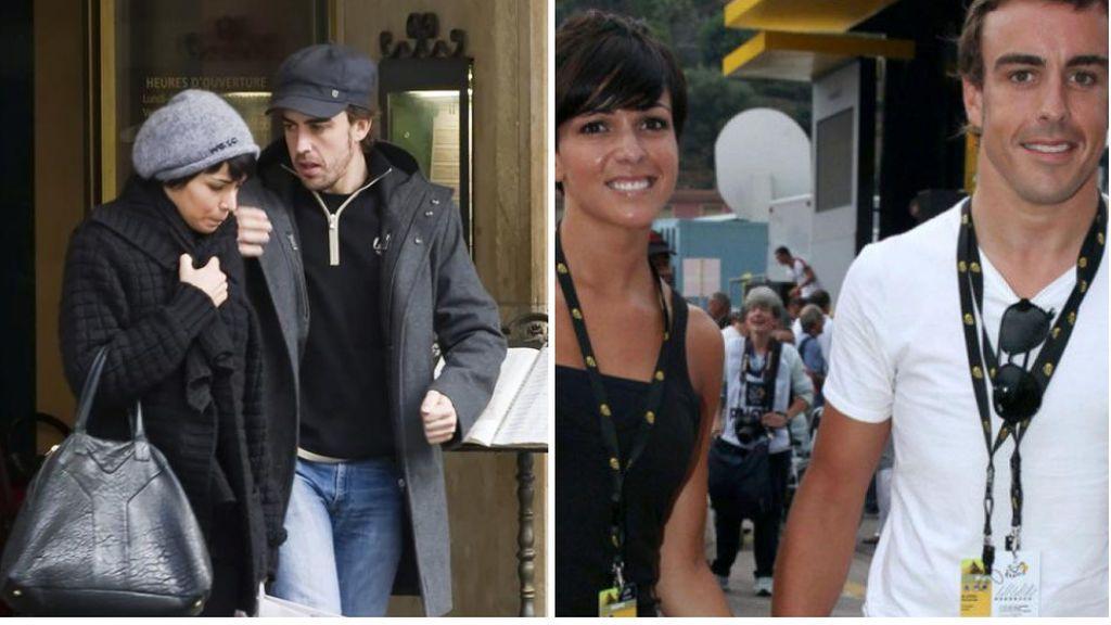 La felicitación de Fernando Alonso al hijo de Raquel del Rosario: tarta de cumpleaños por su cuarto cumpleaños
