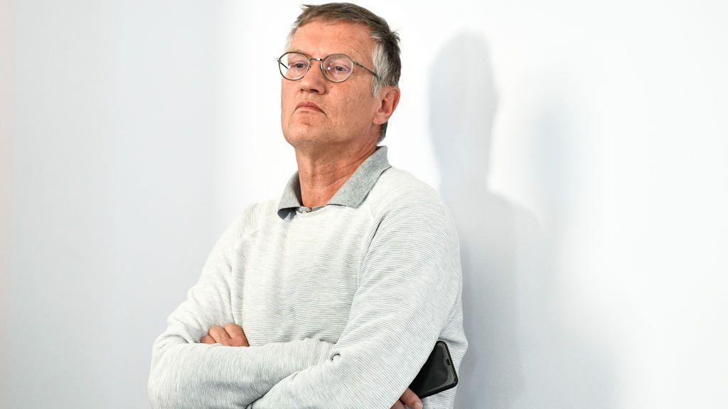 El epidemiólogo de Suecia, Anders Tegnell