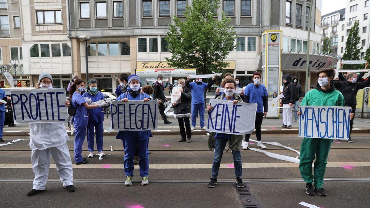 Importante repunte en Alemania: 933 nuevos casos y 116 muertos por coronavirus en las últimas 24 horas