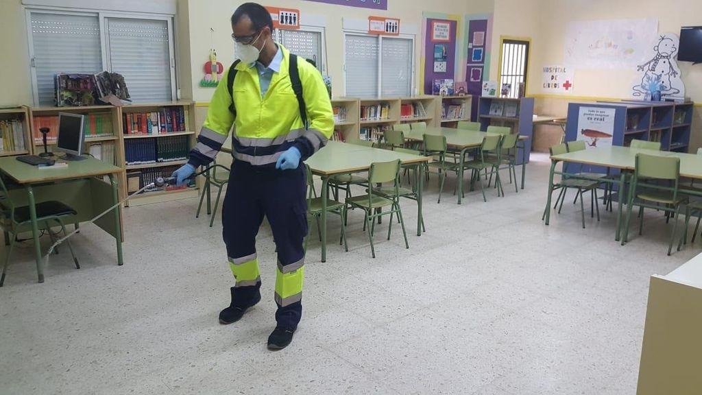 """Los sindicatos de profesores: """"Los centros escolares no están preparados para abrir en la fase II, a finales de mayo"""""""