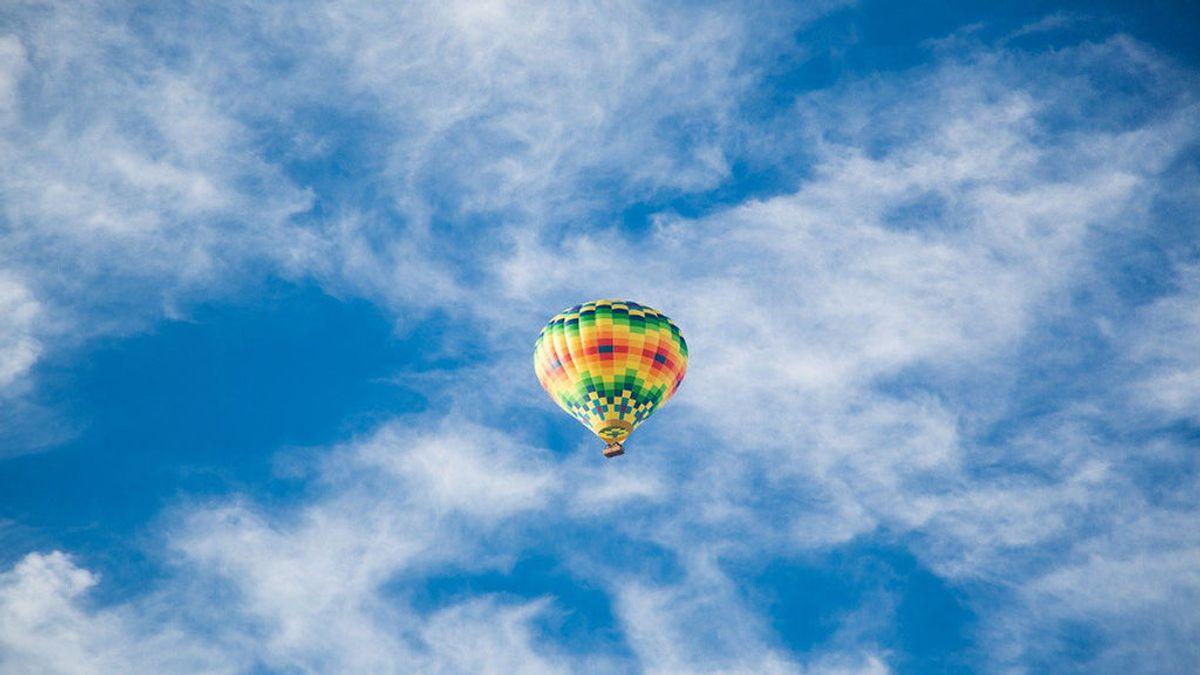 Viajar en globo, una aventura sin límite de edad