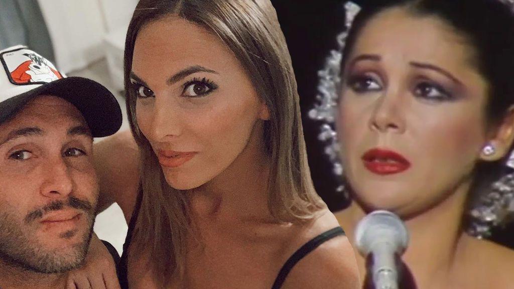 Regreso al pasado: Irene Rosales y Kiko Rivera recrean un concierto de Isabel Pantoja
