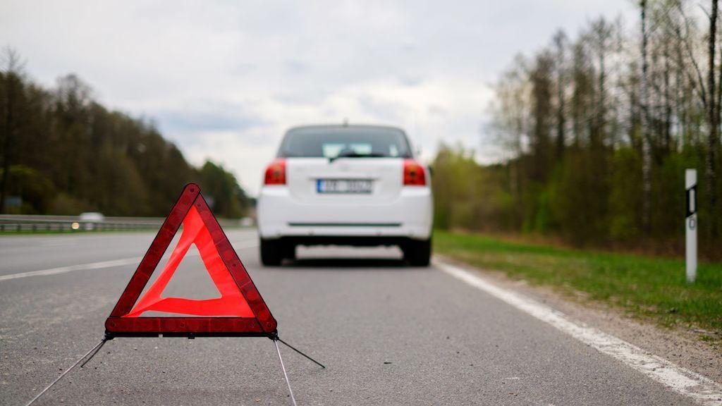 ¿Qué ocurre en caso de accidente con el vehículo durante el estado de alarma?
