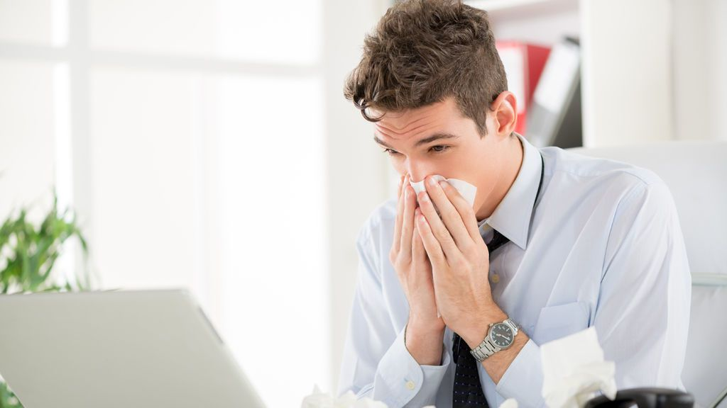 "La OMS: ""Ya no se deberá ir a trabajar cuando se tenga gripe"""