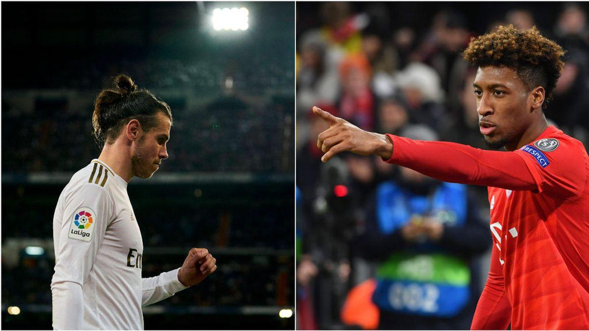 El Real Madrid piensa en el fichaje de Kingsley Coman para sustituir a Gareth Bale según Sky