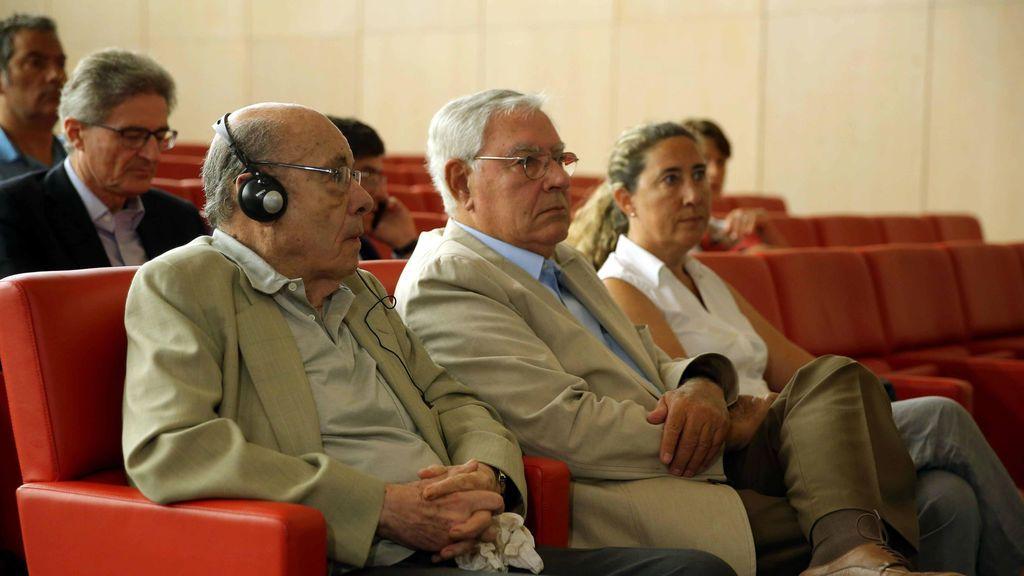 Millet y Montull reciben la orden de entrar en prisión antes del 25 de junio por el caso Palau