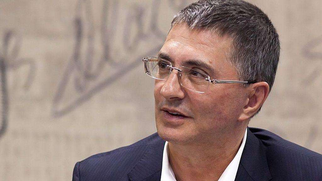 El portavoz del Gobierno ruso, Alexander Myasnikov