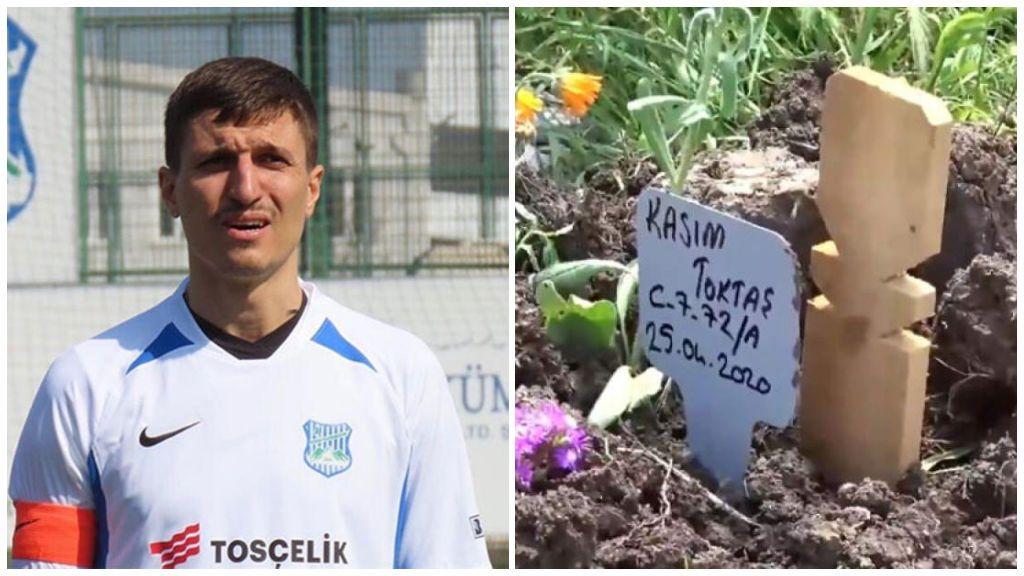 """Un futbolista confiesa haber matado a su hijo de 5 años con coronavirus: """"Le asfixié, nunca le quise"""""""