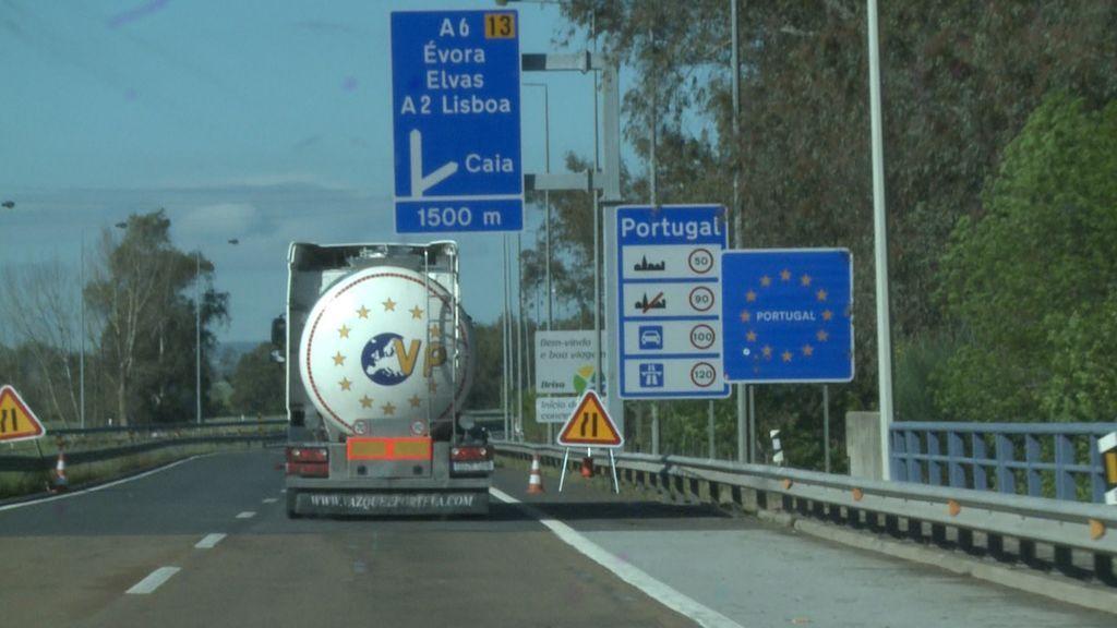 Última hora del coronavirus: Portugal prorroga el cierre de fronteras con España hasta el 15 de junio