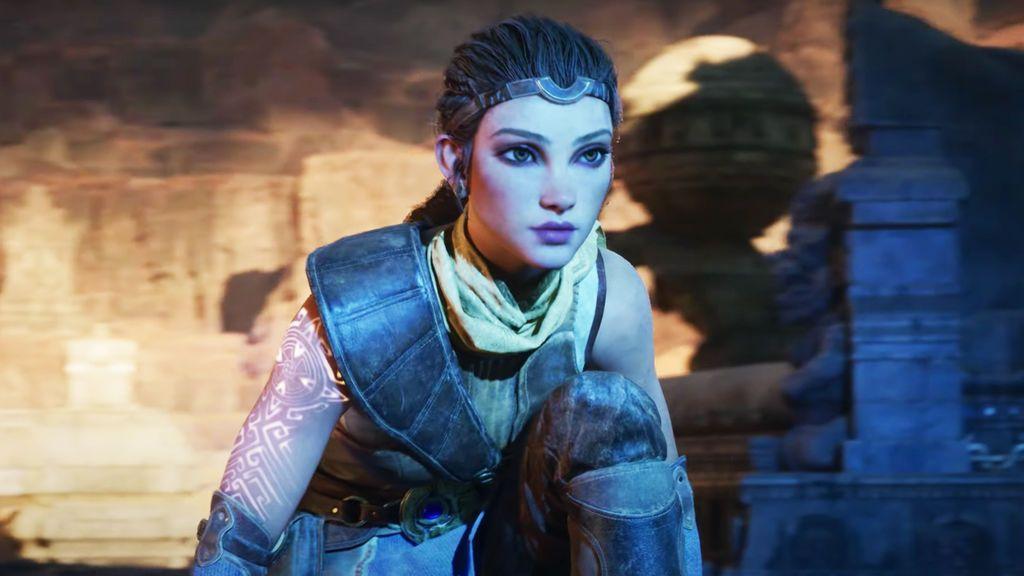 Así luce el nuevo Unreal Engine 5 en Playstation 5
