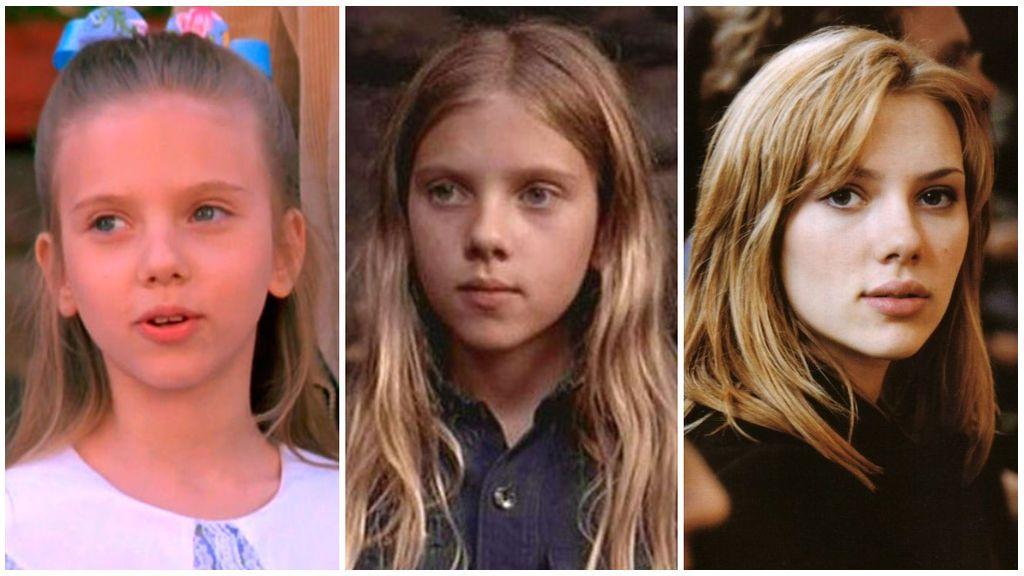 Scarlett en 'North', 'Manny & Lo' y 'Lost in Translation'.