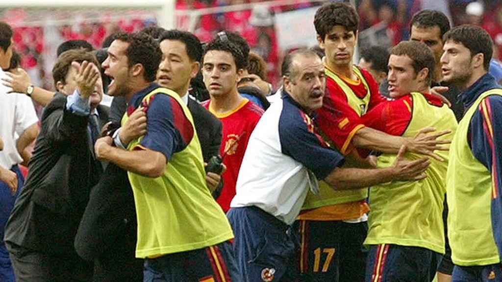 España - Corea del Mundial 2002