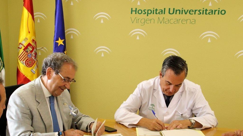 Dimite el gestor del Hospital Virgen Macarena de Sevilla tras la investigación por el contagio de sanitarios