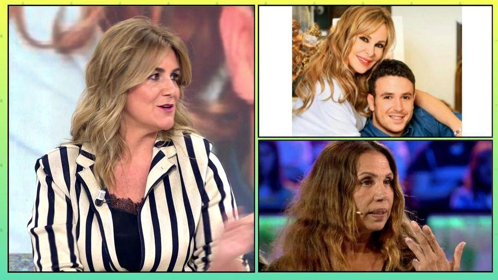 """Toñi Salazar, amiga de Ana Obregón: """"He sentido la muerte de Alex como si fuera la de mi hijo"""""""
