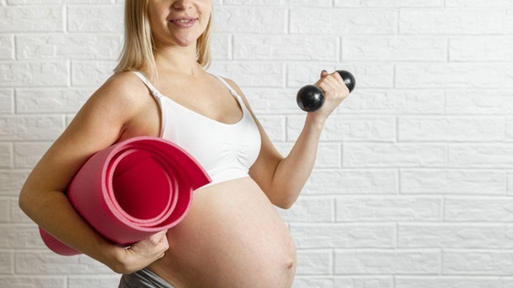 Estos son los ejercicios más recomendados para embarazadas.