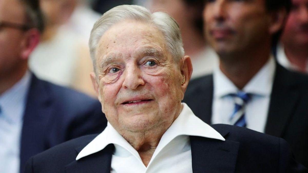 """George Soros: """"Esta es la mayor crisis de mi vida"""""""