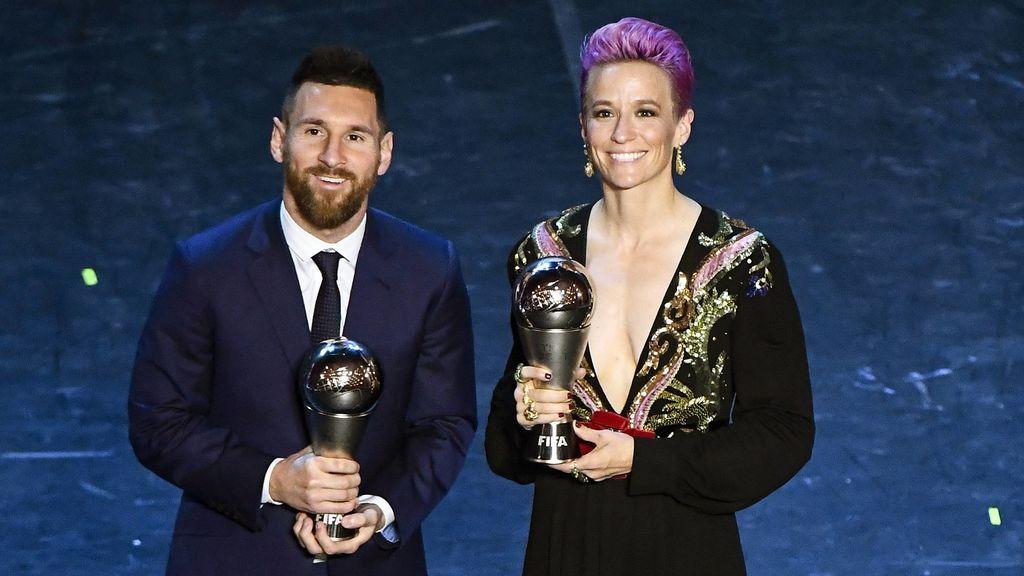 La FIFA deja desierto el premio 'The Best' al mejor jugador como consecuencia del coronavirus