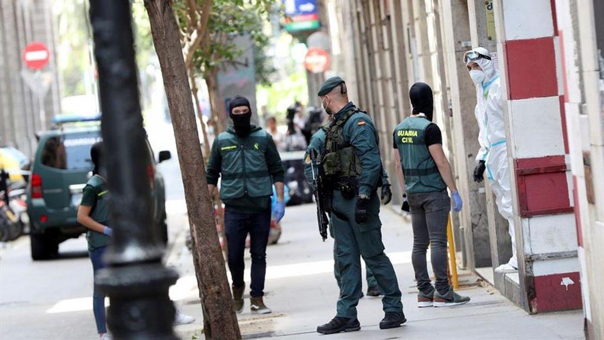 """La Guardia Civil en alerta por posibles disturbios """"puntuales"""" en la fase de desescalada"""