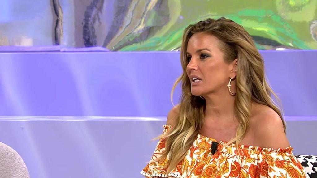 """Marta López, tras analizar las imágenes de Merlos y Alexia Rivas: """"Siento una especie de asco"""""""