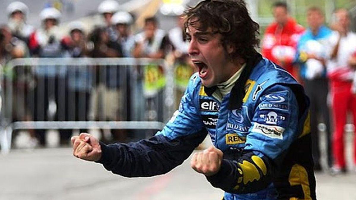 Así éramos cuando Fernando Alonso nos enganchó a la F1