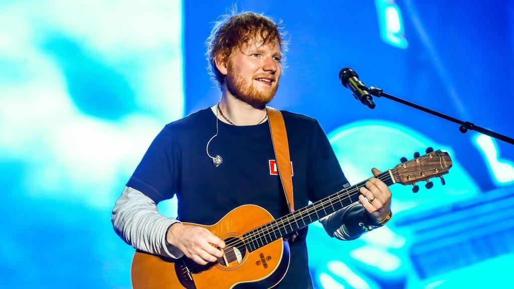 Ed Sheeran encabeza con 200 millones de libras la lista de jóvenes músicos más ricos del Reino Unido