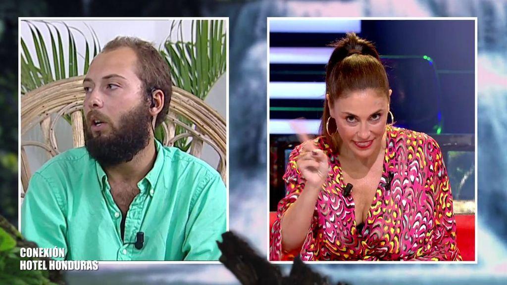 Avilés niega haberse inventado su noche de pasión con Pavón e Isabel Rábago le desenmascara