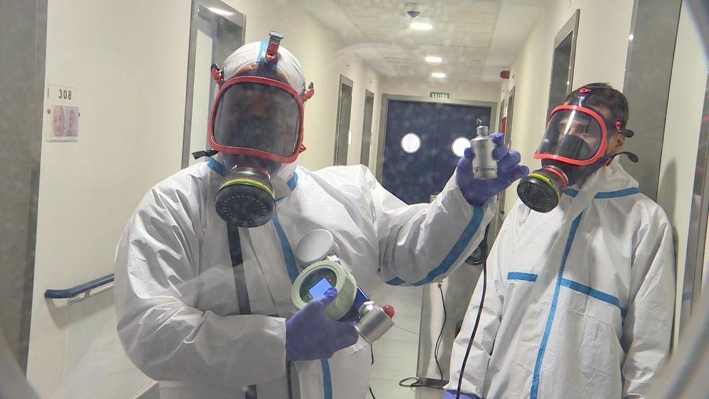 Científicos alertan del peligro del ozono y de las lámparas de luz ultravioleta en casas y en negocios