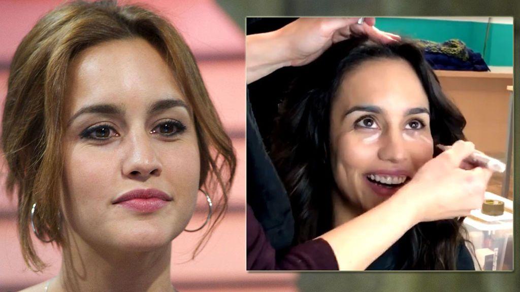 Los secretos de rodaje de Megan Montaner en 'Lejos de ti': de su acento andaluz a su falsa melena