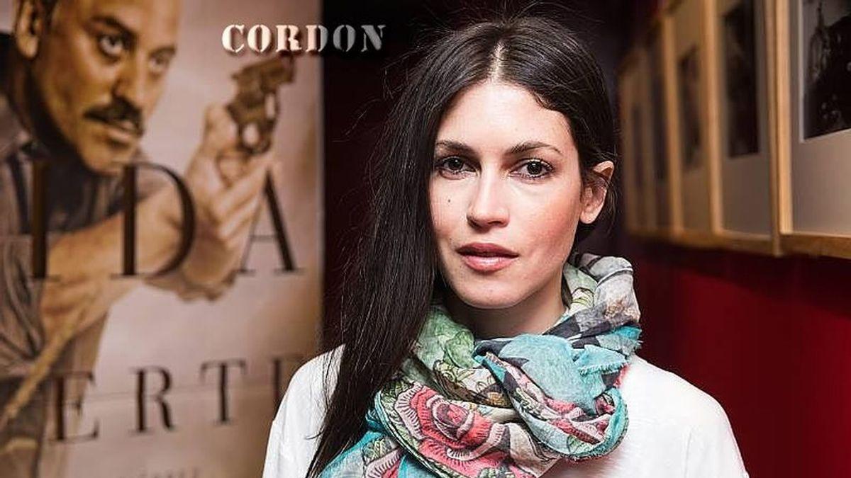 Enfundada en un EPI: la actriz Nerea Barros vuelve a ejercer de enfermera frente al coronavirus