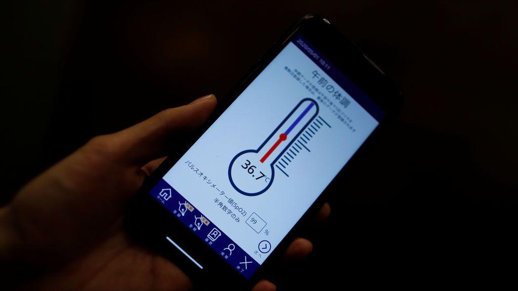 App desarrollada por varias empresas en cooperación al gobierno japonés