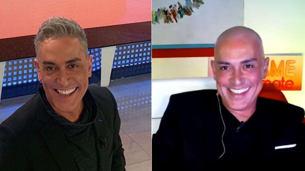 Kiko Hernández,  antes y durante la cuarentena