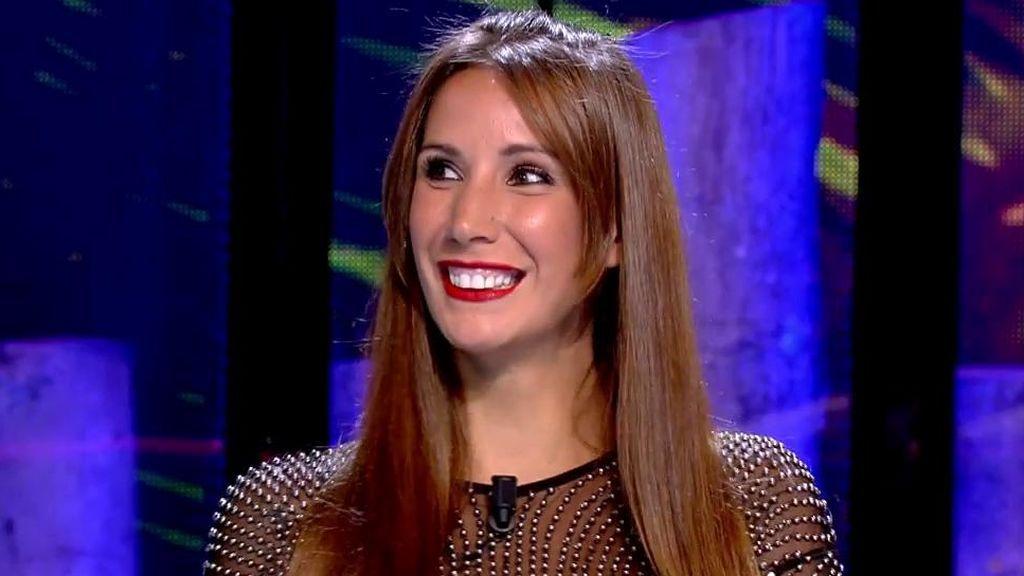 """Fani se vuelve loca bailando el 'No controles' de Vicky Larraz: """"Cuando era pequeña la ponían en los hoteles"""""""