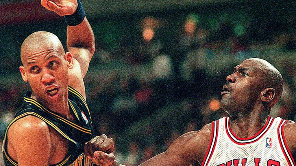 La rivalidad de Michael Jordan con Reggie Miller, su mayor enemigo junto a Isiah Thomas