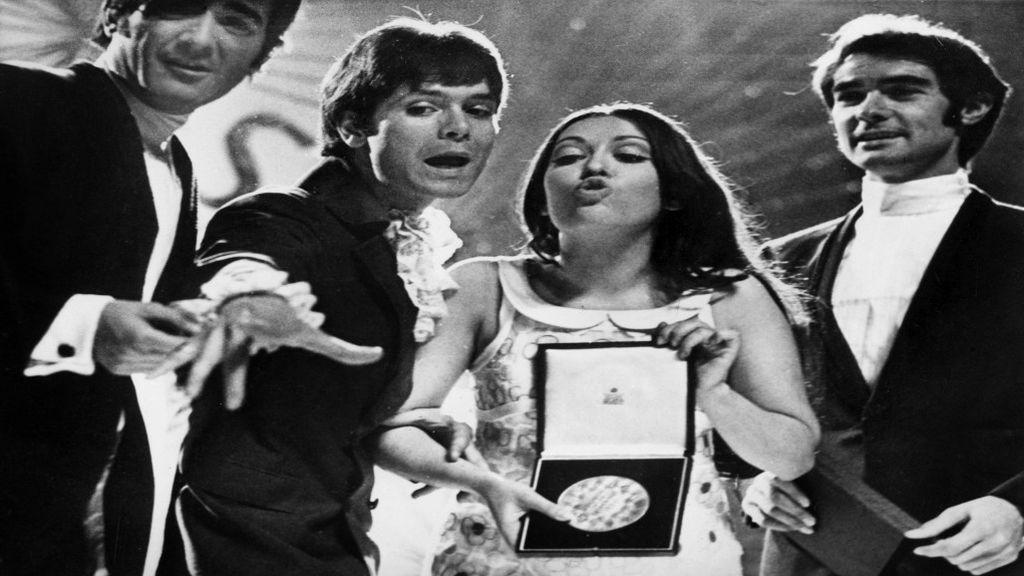 Las diez representaciones españolas que mejor quedaron en Eurovisión