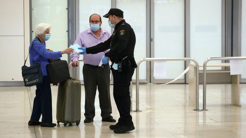 Última hora del coronavirus: Francia impondrá una cuarentena obligatoria a los españoles que lleguen a el país