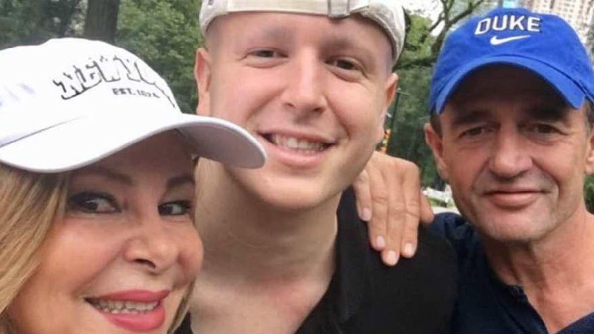 """Alessandro Lequio comparte un mensaje sobre su hijo Álex: """"Una persona increíble, amable e inspiradora"""""""