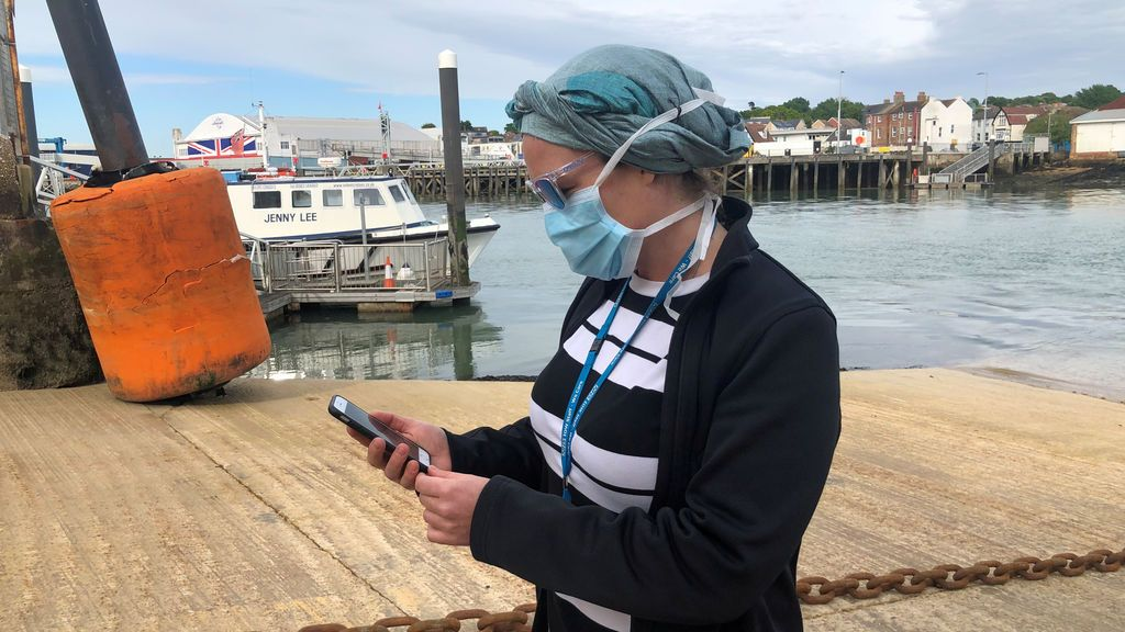 Las apps para rastrear contagiados por coronavirus en Europa: España busca la suya