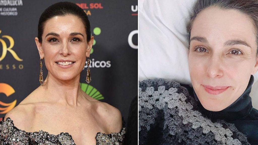Raquel Sánchez Silva, antes y durante la cuarentena