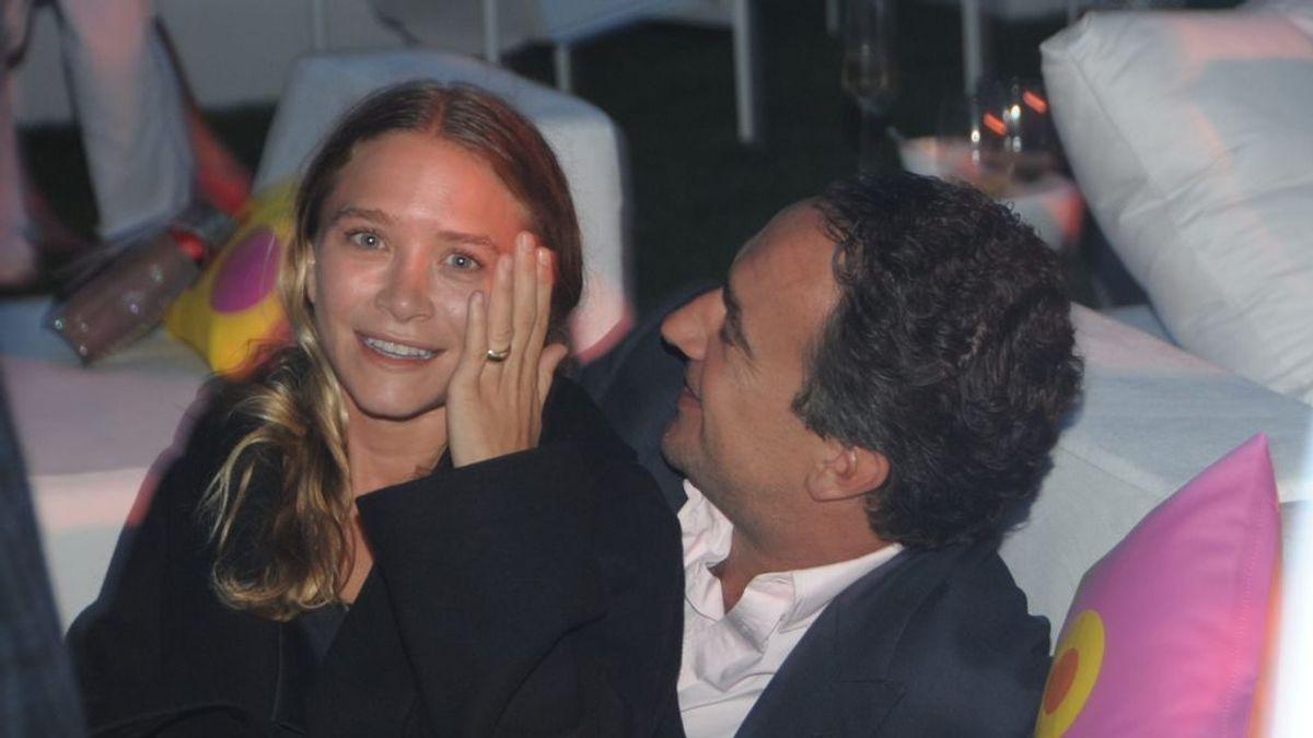 """Con miedo al coronavirus:  Mary-Kate Olsen solicita el divorcio """"de emergencia"""" de Olivier Sarkozy"""