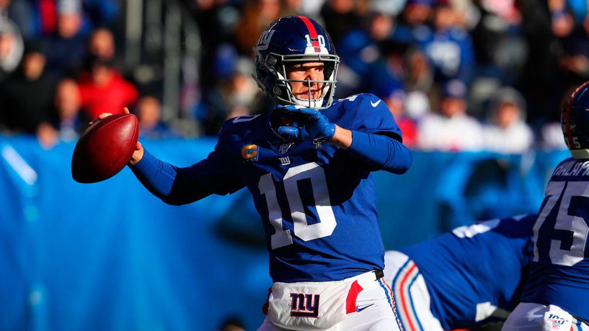 Eli Manning, leyenda de los Giants y uno de los mejores quarterbacks de la historia de la NFL