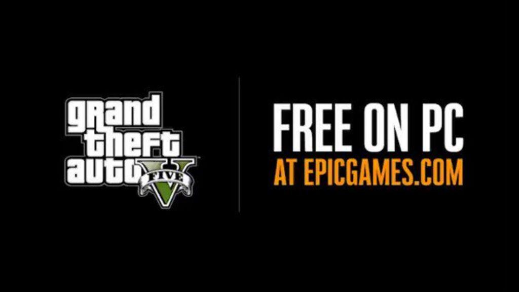 GTA 5 filtrado como el nuevo juego gratuito en la Epic Games Store
