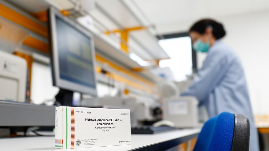 Sanidad avisa de que la cloroquina e hidroxicloroquina pueden producir trastornos neuropsiquiátricos