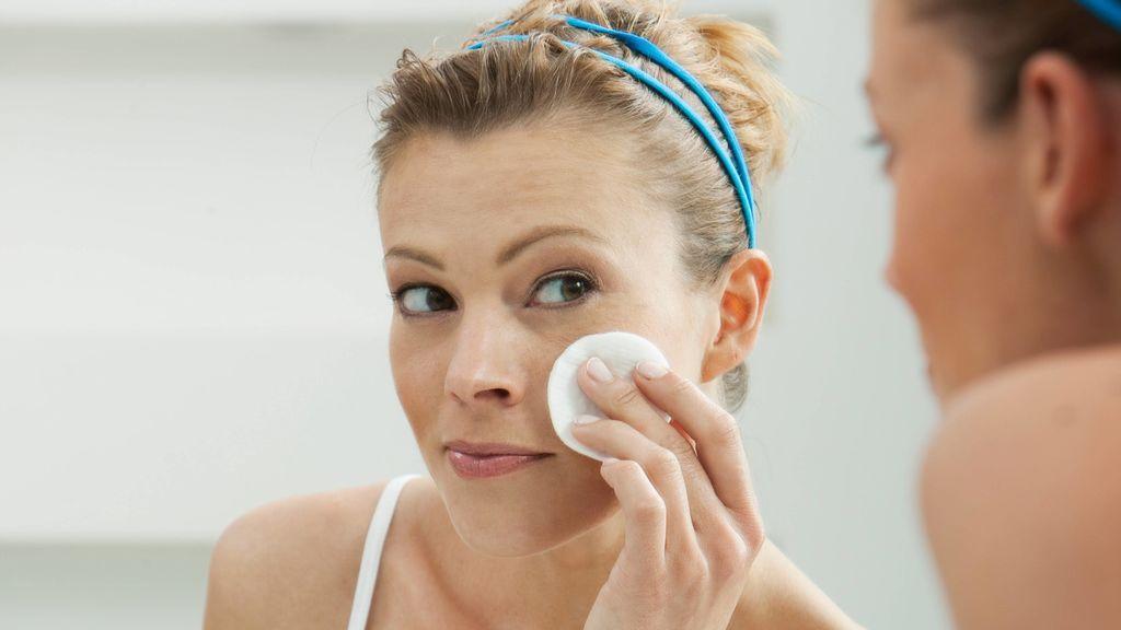 Extremar la limpieza facial