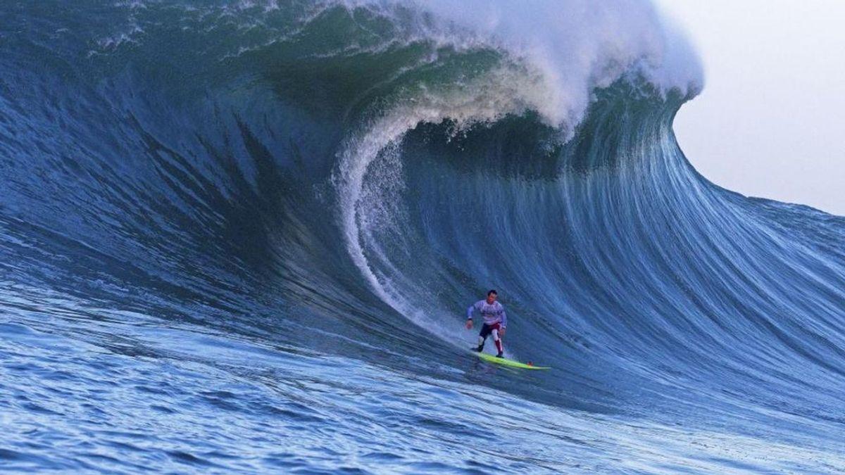 La extraña espuma marina que ha matado a cinco surfistas en Países Bajos