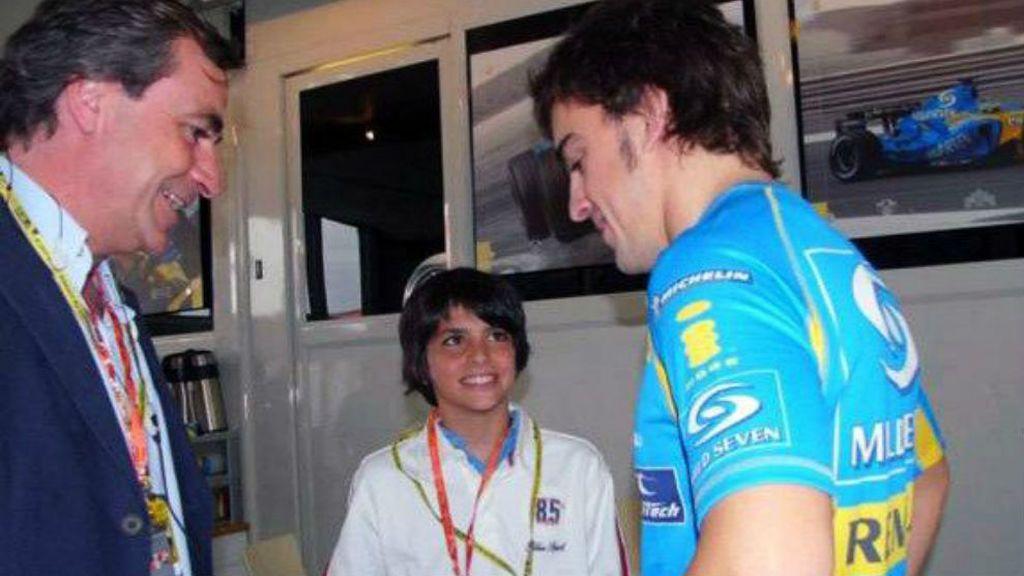 """Carlos Sainz, el heredero natural de Fernando Alonso en la Fórmula 1 que hace tiempo dejó de ser """"el hijo de Carlos Sainz"""""""