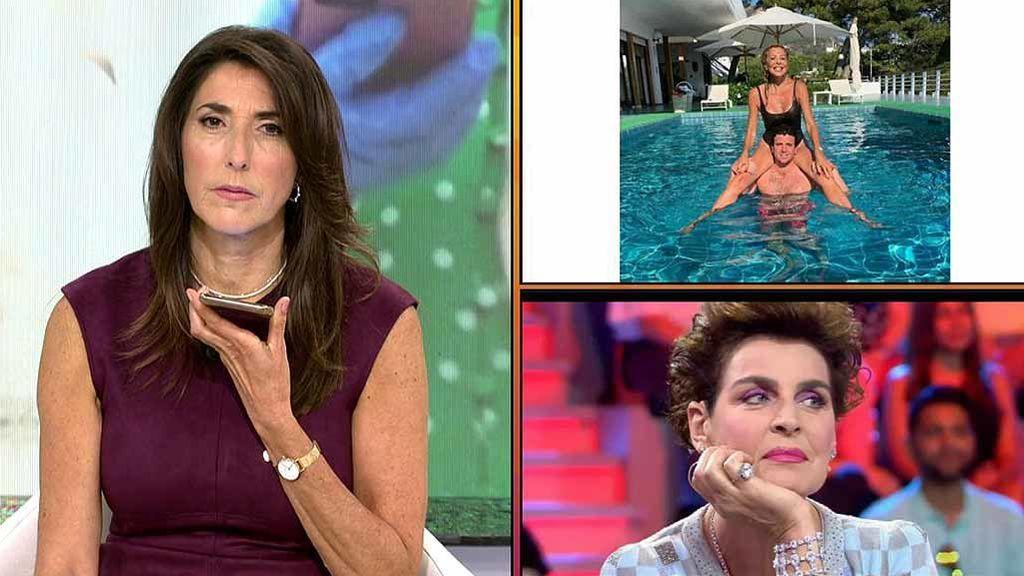 Antonia Dell'Atte nos manda un mensaje de pésame por Álex Lequio