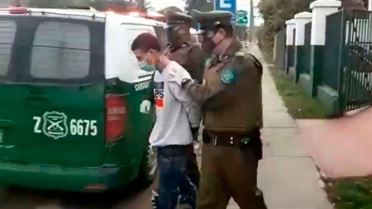 La policía de Chile rescata a una menor de 15 años que llevaba ocho meses desaparecida