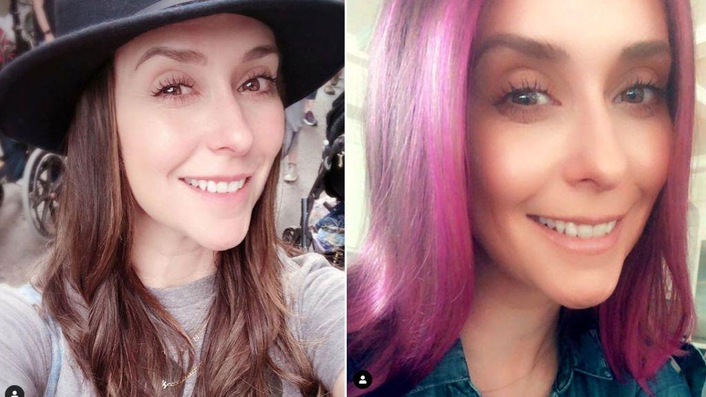 Jennifer Love Hewitt, antes y durante la cuarentena