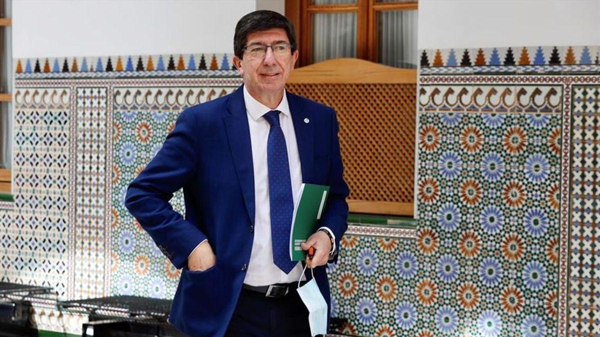 """Andalucía espera abrir las playas """"como muy tarde"""" en primera quincena junio"""