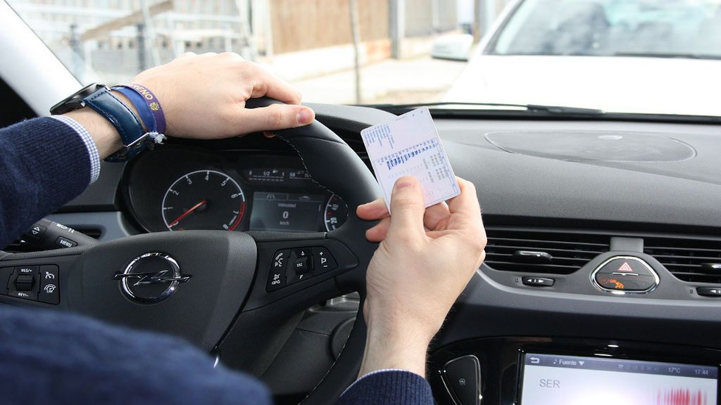 Consecuencias de conducir con el carnet caducado en el estado de alarma